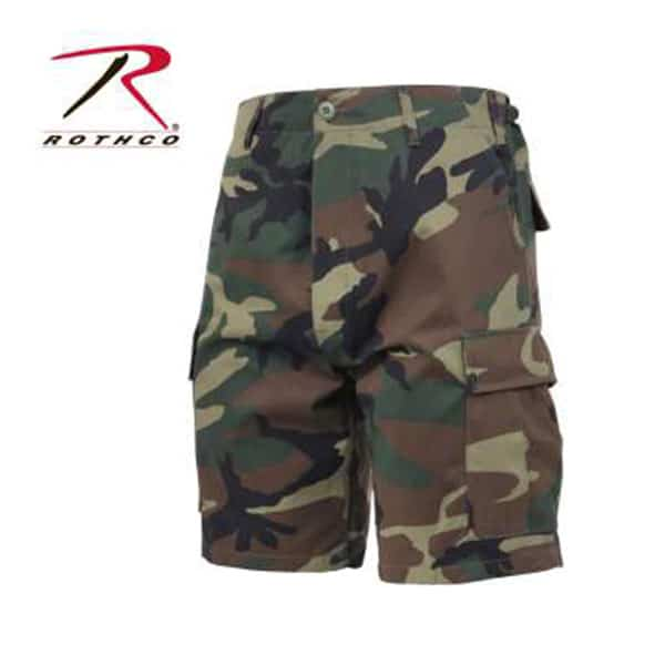 BDU Shorts Men Woodland | Landanzeiger-Shopping
