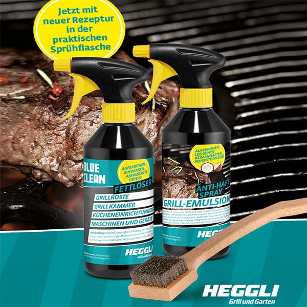 Heggli's Grill-Reinigungsset 3-teilig | Landanzeiger-Shopping
