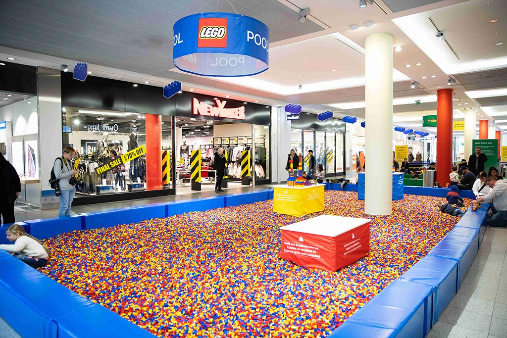 Lego Playworld im EKZ Telli | Landanzeiger-Shopping