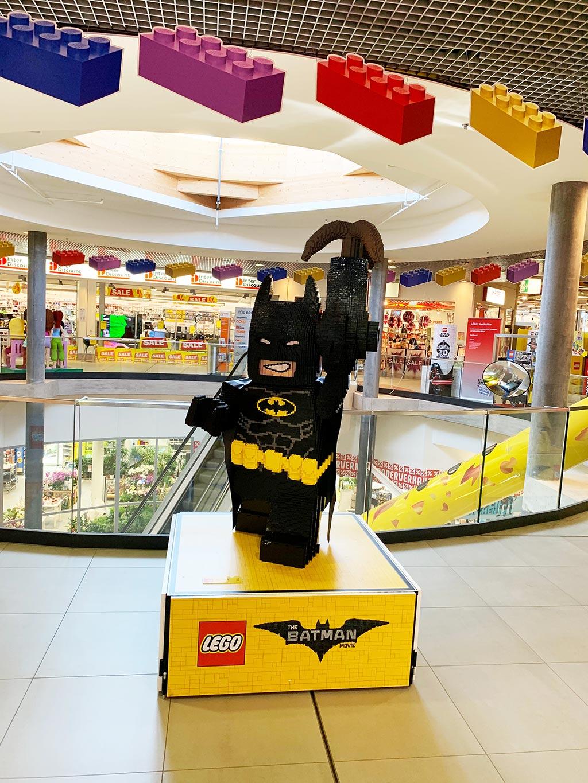 Der Lego Batman im Telli | Landanzeiger-Shopping