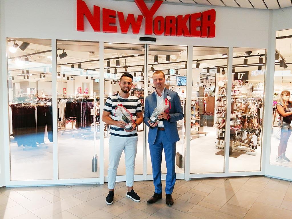 Eröffnung New Yorker Shop im City Märt Aarau | Landanzeiger-Shopping