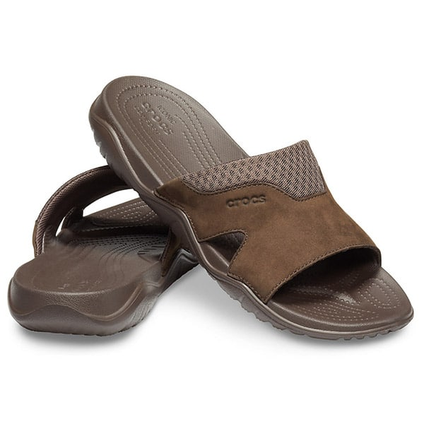 Crocs Men's Swiftwater Espresso | Landanzeiger-Shopping