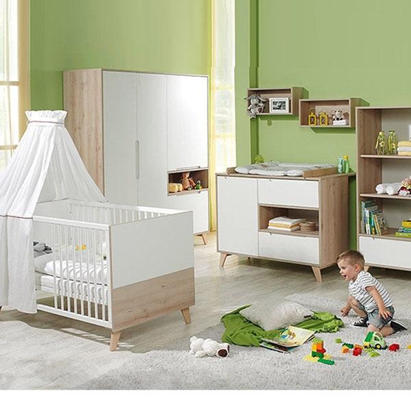 Babyzimmer-Set «Mette»