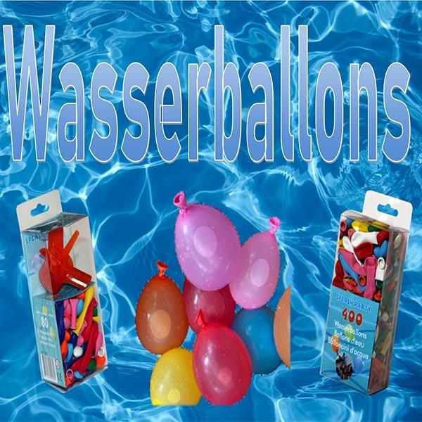 Wasserballons | Landanzeiger-Shopping