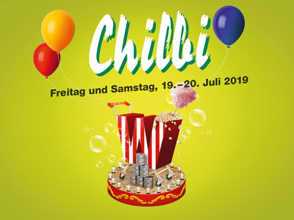 Wynecenter Chilbi Buchs 2019 | Landanzeiger-Shopping