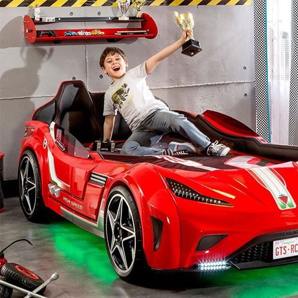 Autobett GTS Rot | Landanzeiger-Shopping