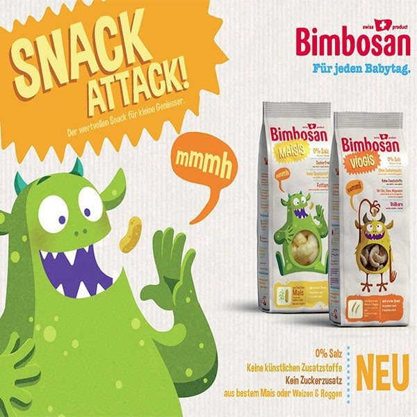 Bimbosan Baby Snacks | Landanzeiger-Shopping