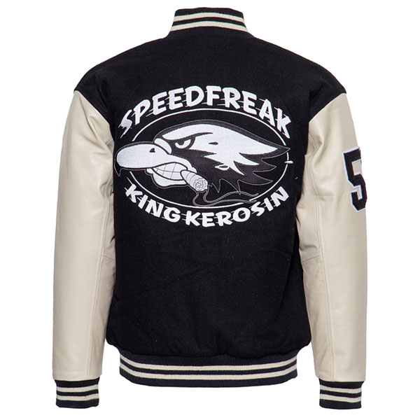 "Baseball-Jacke ""Speedfreak"" 