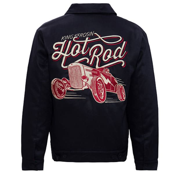 "Workerjacke ""Hot Rod"" 