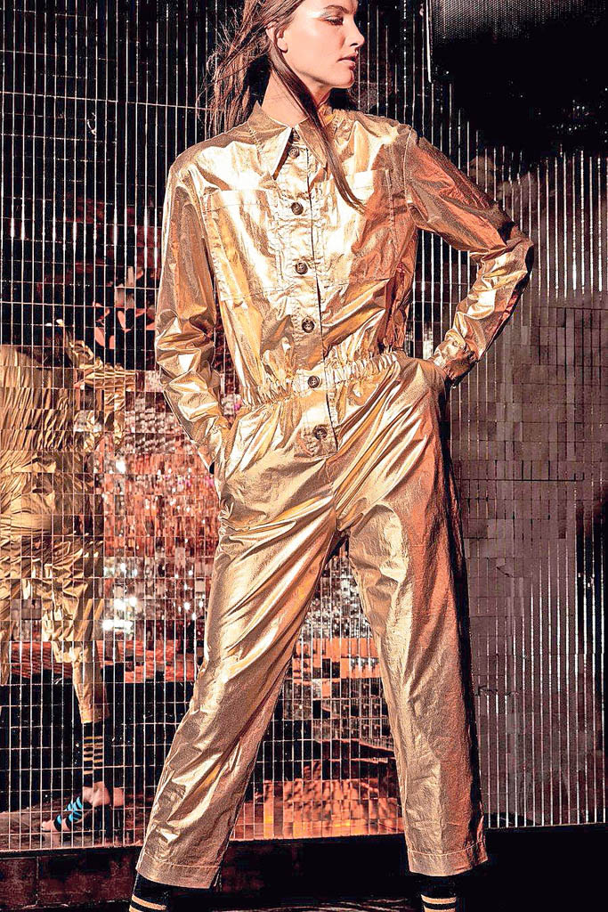 Missoni setzt voll auf Gold   Landanzeiger-Shopping