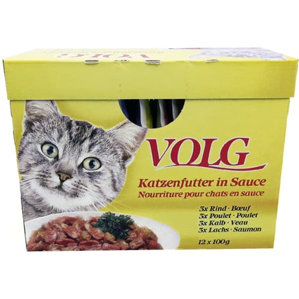 Katzenfutter Volg in Sauce | Landanzeiger-Shopping