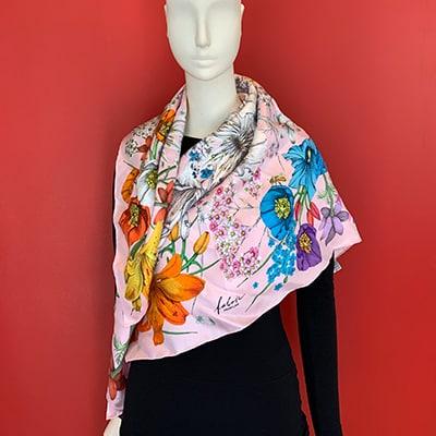 Fabric Frontline Seidenfoulard | Landanzeiger-Shopping