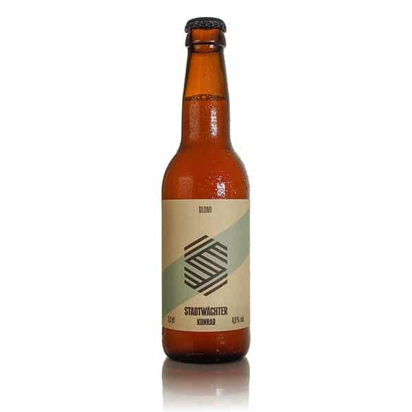 Konrad - Stadtwächter Bier Aarau |Landanzeiger-Shopping