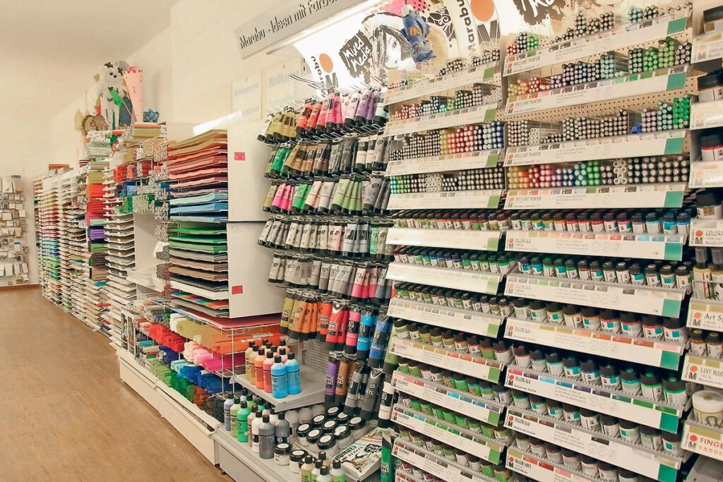 Bastel-Huus ab 11. Mai wieder offen | Landanzeiger-Shopping