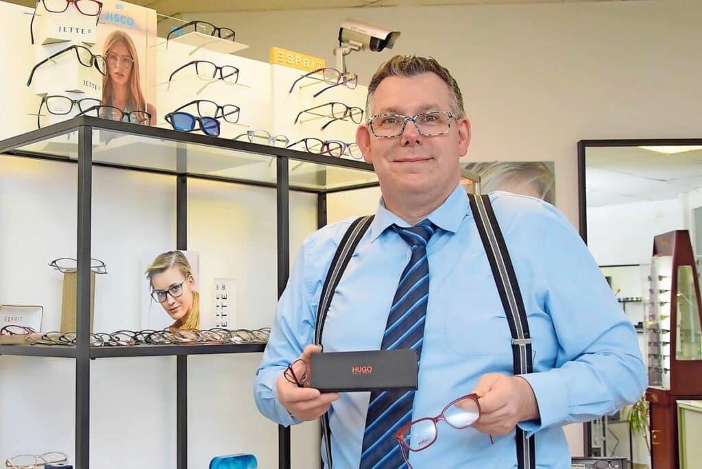 Markus Wittig, Neue Brille | Landanzeiger-Shopping