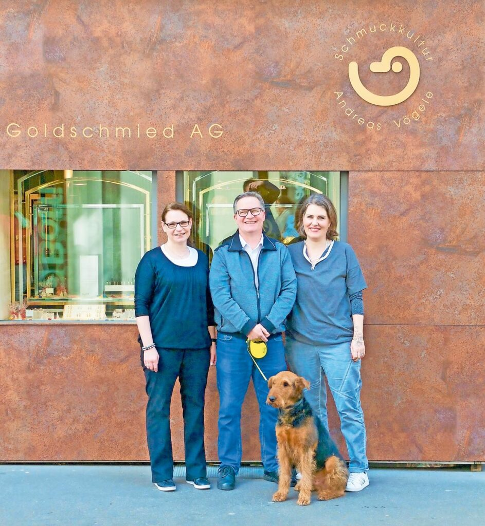 Gloor Goldschmied & Wenger Kosmetik Aarau | Landanzeiger-Shopping