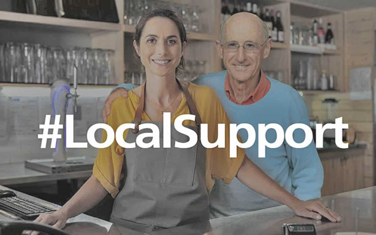Raiffeisen @LocalSupport-Projekt | Landanzeiger-Shopping