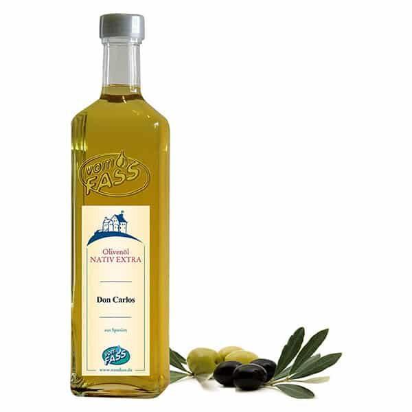 Olivenöl Don Carlos Vom Fass Aarau   Landanzeiger-Shopping