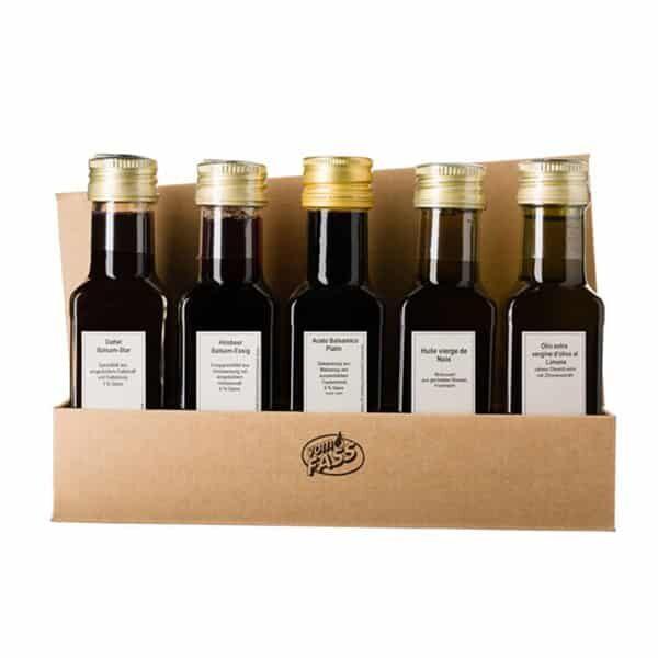Probierset Essig & Öl Vom Fass Aarau   Landanzeiger-Shopping