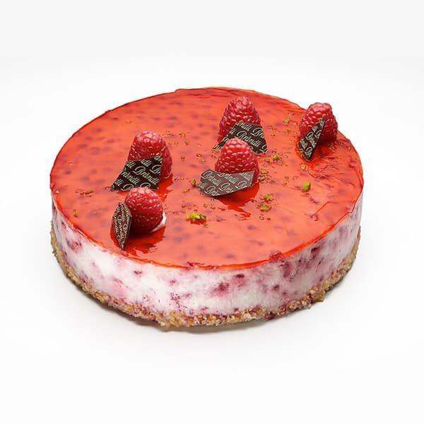 Himbeer-Joghurt Torte Confiserie Brändli Aarau | Landanzeiger-Shopping