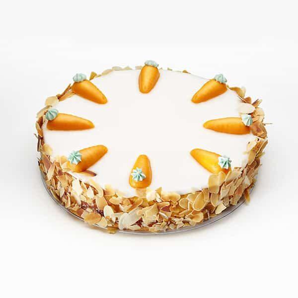 Rüebli-Torte Confiserie Brändli Aarau | Landanzeiger-Shopping