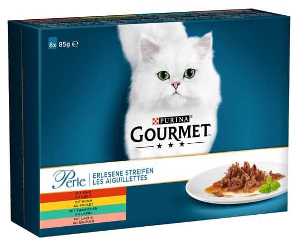 Purina Gourmet Katzenfutter   Landanzeiger-Shopping