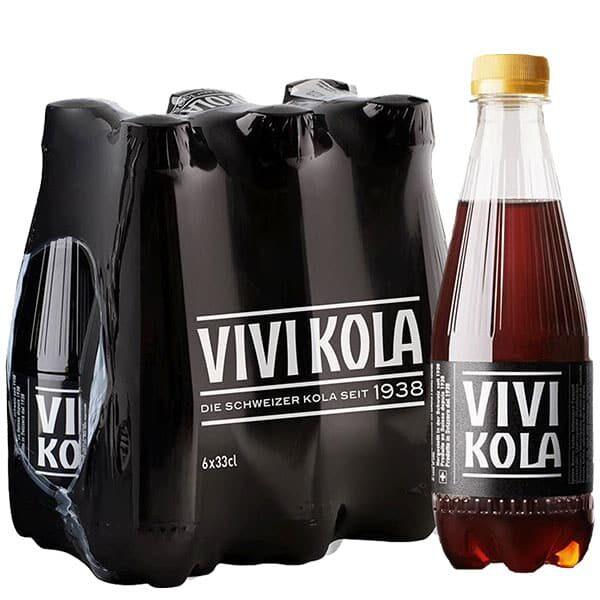 Vivi Kola Classic 6x 33 cl Pet | Landanzeiger-Shopping