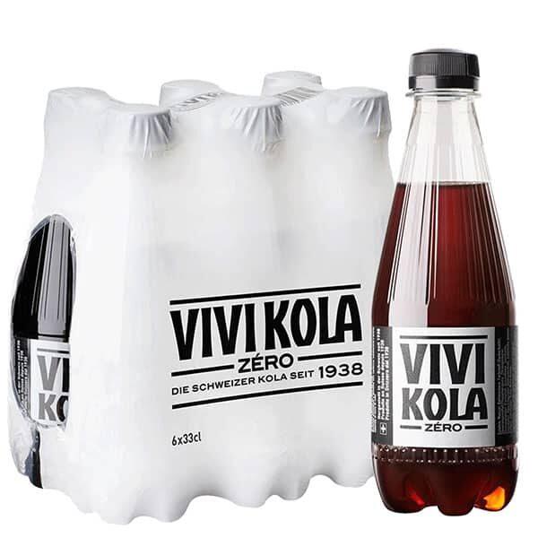 Vivi Kola Zero 6x 33 cl Pet | Landanzeiger-Shopping