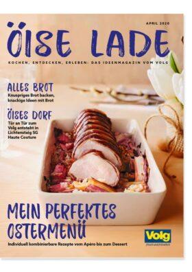 Volg Öise Lade Magazin April 2020 | Landanzeiger-Shopping
