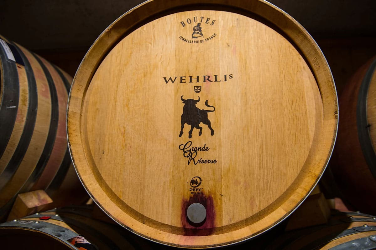 Weinfass Wehrli Weinbau Küttigen | Landanzeiger-Shopping