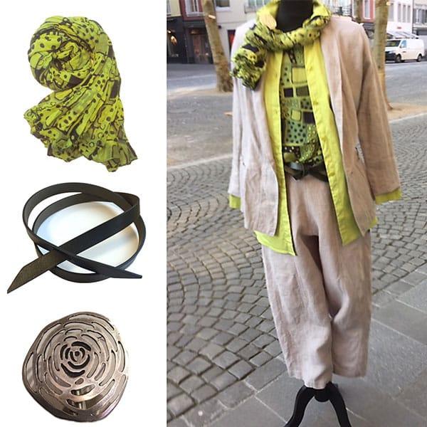Frühlings-Outfit Colora Aarau 2020 | Landanzeiger-Shopping