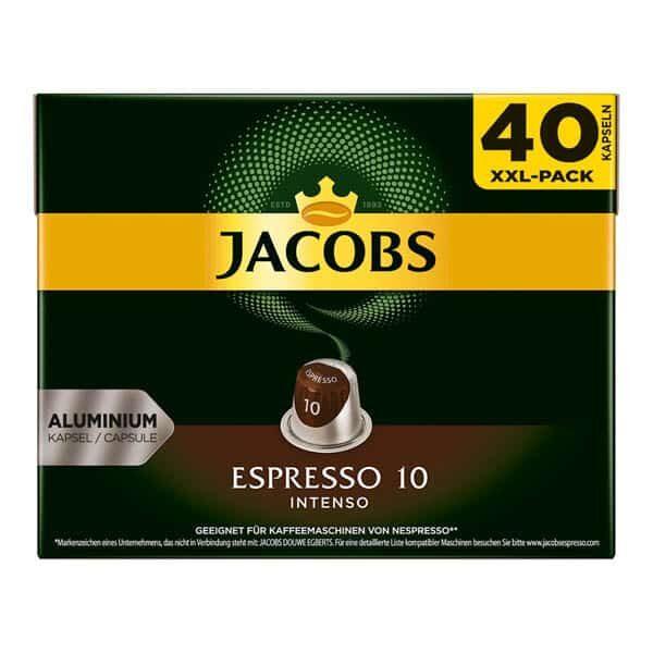 Jacobs Kaffee-Kapseln Espresso Intenso | Landanzeiger-Shopping