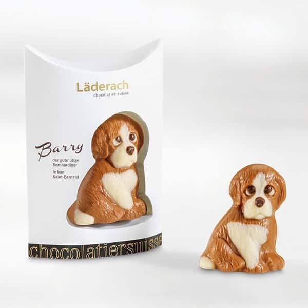 Barry Schokolandenhund Läderach Aarau | Landanzeiger-Shopping