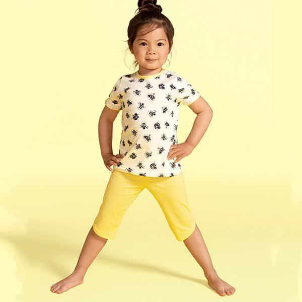 Kinder-Pyjama 3/4 Calida | Landanzeiger-Shopping