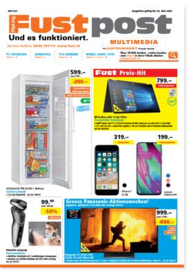 FUST Multimedia Mai 2020 |Landanzeiger-Shoppging