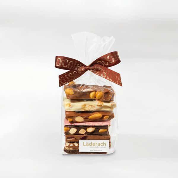 FrischSchoggi Läderach Chocolatier Suisse Aarau | Landanzeiger-Shopping