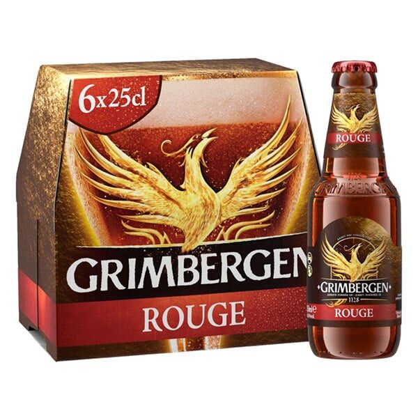 Grimbergen Rouge 6x 25 cl | Landanzeiger-Shopping