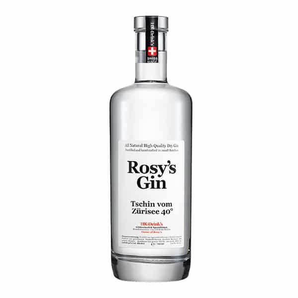 Rosy's Gin Tsching vom Zürisee | Landanzeiger-Shopping