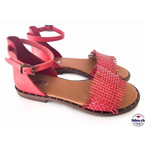 Sandale L'IDEA 320 rot | Landanzeiger-Shopping