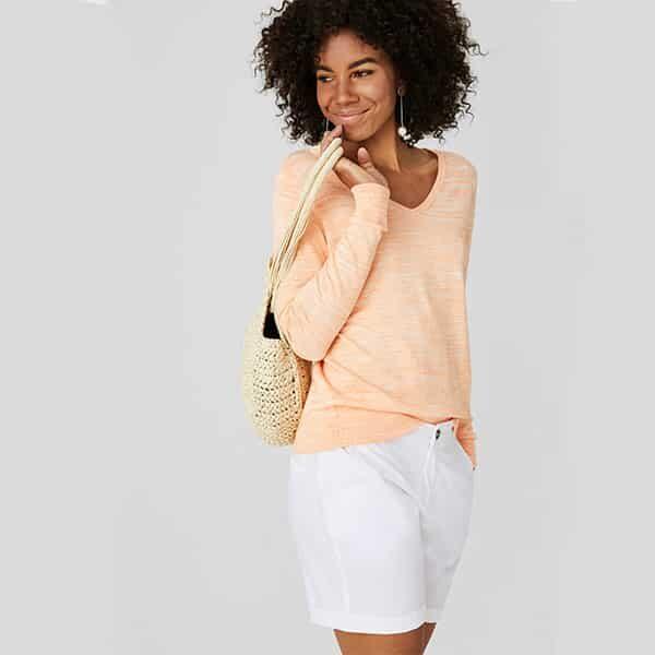 Yessica Short Bio-Baumwolle C&A | Landanzeiger-Shopping