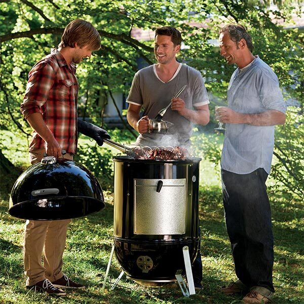 Weber Smokey Mountain Cooker – Smoker 02 | Landanzeiger-Shopping