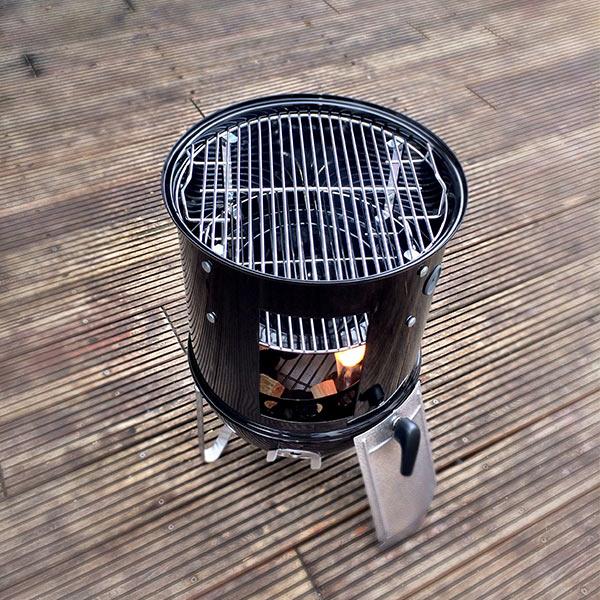 Weber Smokey Mountain Cooker – Smoker Ø 47 cm 05 | Landanzeiger-Shopping