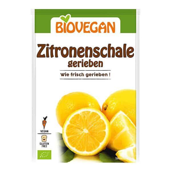 Zitronenschalen gerieben |Landanezeiger-Shopping