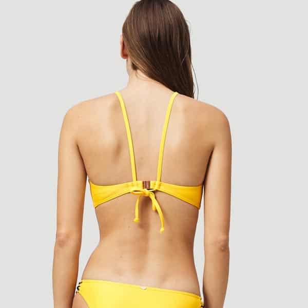 O'Neill Bikini Oberteil gelb 02   Landanzeiger-Shopping