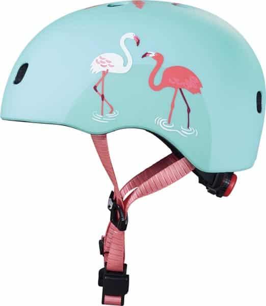 Kinderhelm Flamingo von Micro | Landanzeiger-Shopping