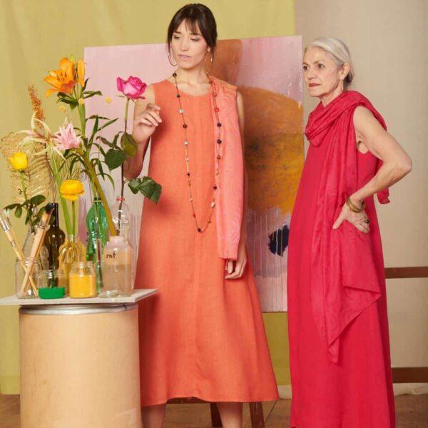 Kleid lang ohne Arm | Landanzeiger-Shopping