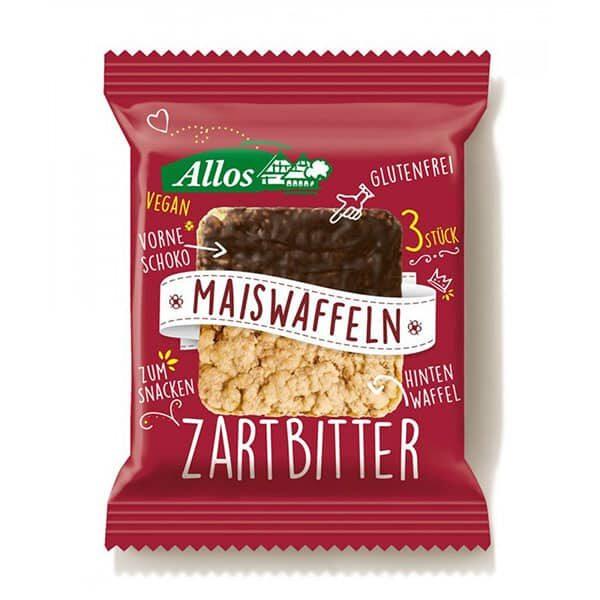 Allos Amaranth Maiswaffeln Zartbitter | Landanzeiger-Shopping