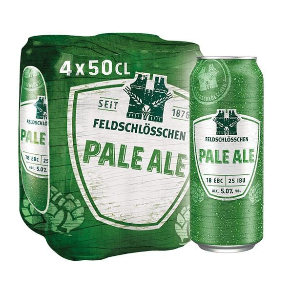 Felschlösschen Pale Ale 4 x 50 cl Dosen | Landanzeiger-Shopping