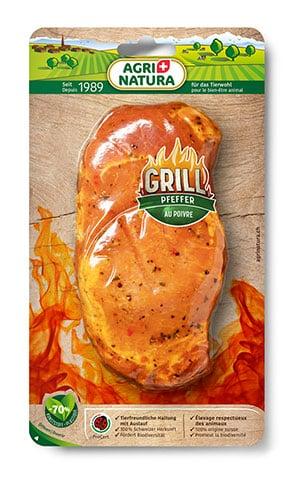 Grill-Steak VOLG in der neuen PaperBoard-Verpackung | Landanzeiger-Shopping