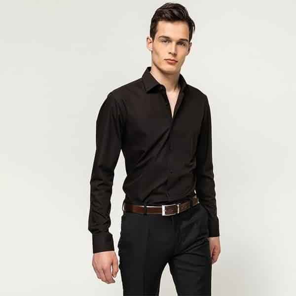 Hemd HUGO schwarz | Landanzeiger-Shopping